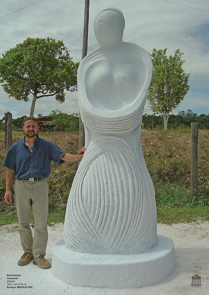 Emil Adamec Amazonia
