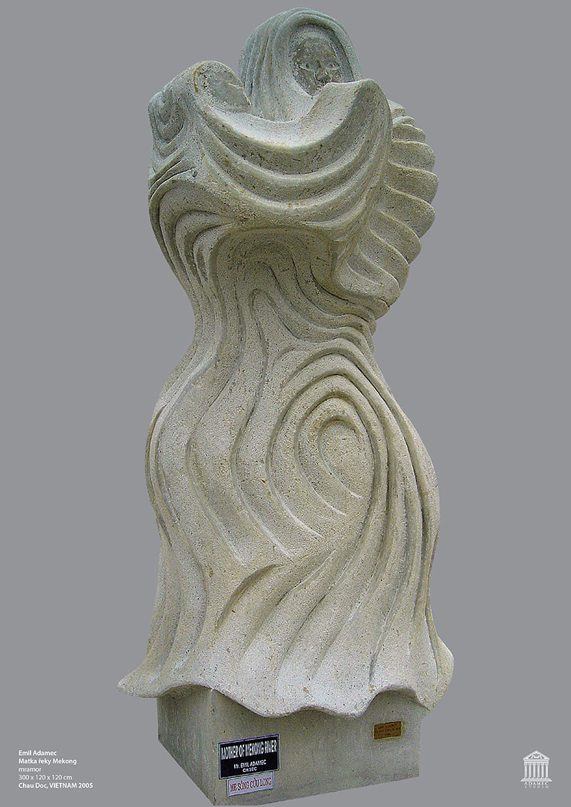 Emil Adamec Matka řeky Mekong