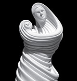 Emil Adamec Kamenné sochy