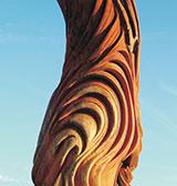 Emil Adamec Dřevěné sochy